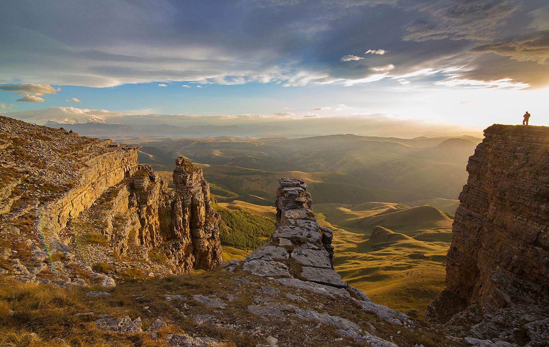 Открой для себя просторы Кавказа
